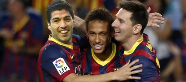 Os craques do time podem sair do Barcelona.