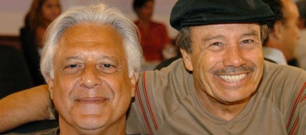Stênio Garcia é Bino em 'Totalmente Demais'