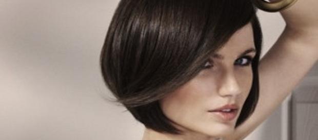 Tagli di capelli corti per viso quadrato
