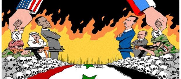 USA demokracja, która szerzy terroryzm