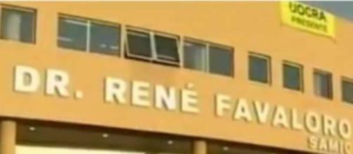 Fotografia del Hospital Dr Rene Favaloro