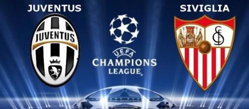 Partita Juventus-Siviglia in tv in chiaro