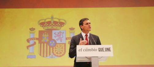 Pedro Sánchez en imagen de archivo