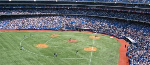 Rogers Centre in Toronto, Ontario