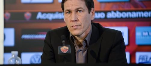 Rudi Garcia alla 100esima panchina con la Roma