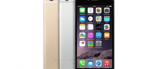 Un'immagine dello smartphone iPhone 6