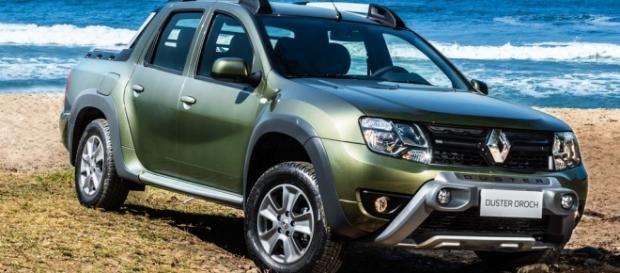 Duster Oroch: nem SUV e nem picape média