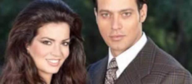 Foto di Tonio e Carmela dal sito Anygator.