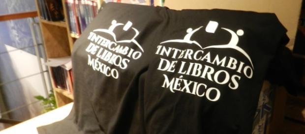 Intercambio de Libros México 2015, en DF