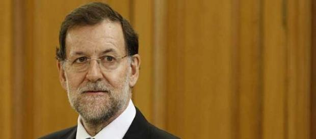Mariano Rajoy en un acto del Partido Popular.