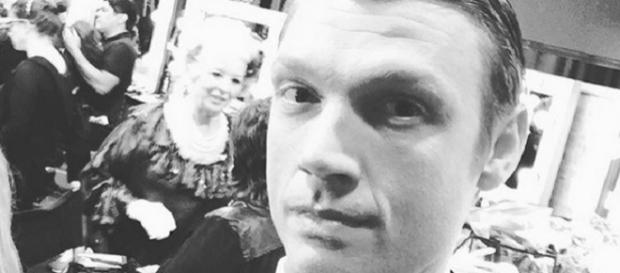 Nick Carter. Nick Carter/Instagram