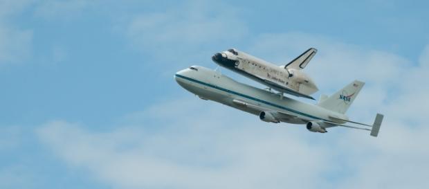 Ostatni przelot wahadłowca NASA