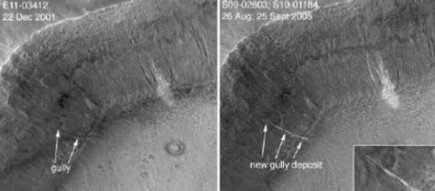 Quindici anni di prove di acqua su Marte