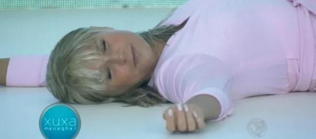 Xuxa agradece na Record fim de Verdades Secretas