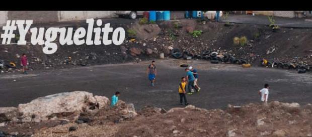 Yuguelito es un barrio marginal en Iztapalapa