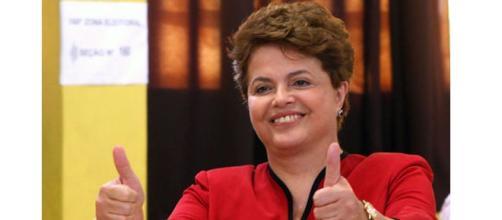 A Presidente Dilma Rousseff - foto agencia brasil