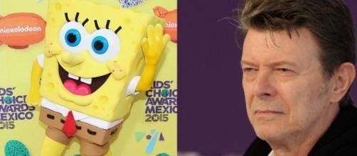 David Bowie parteciperà al musical The Spongebob.