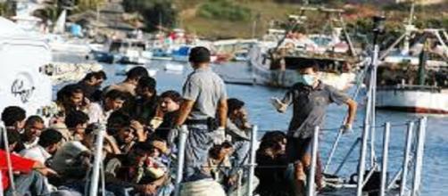 La nuova rotta dell'immigrazione nel Mar Ionio