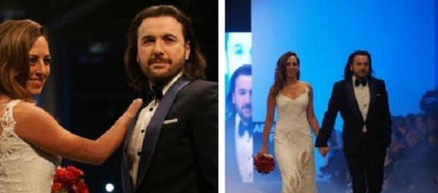 A pedir de boca: ¡Demir y Jazmín de novios!