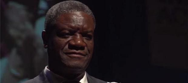 Il dottore Mukwenge vincitore del premio Sacharov