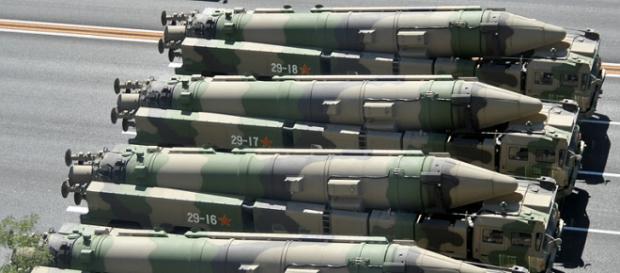 Noile rachete ale Chinei, ce distrug portavioane