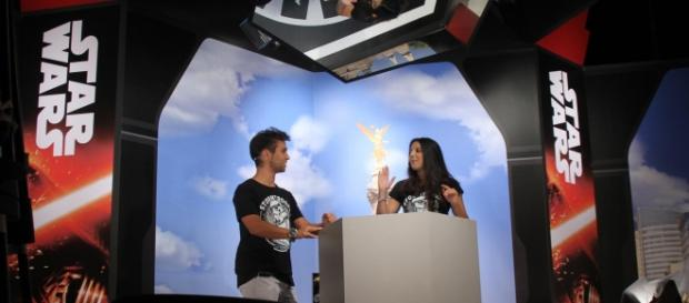 Presentación de en México Cortesía: Disney