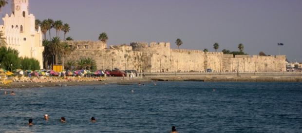 Pretendían viajar hasta la isla de Kos, en Grecia