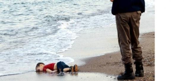 Un copil nevinovat ucis de terorism