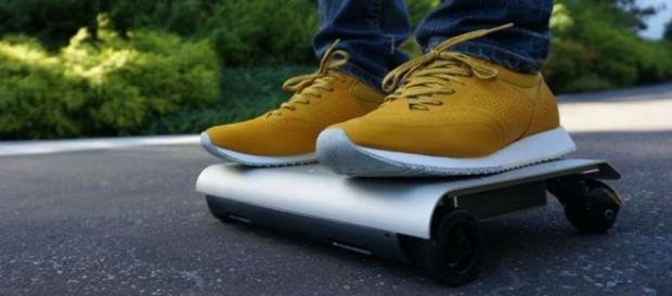 WalkCar, tu sistema de transporte en una bolsa