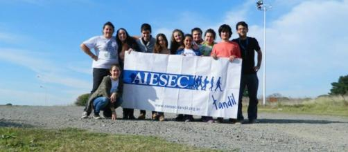 Aiesec, Tandil - Buenos Aires.