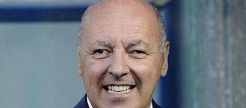 Beppe Marotta a caccia di nuovi talenti.
