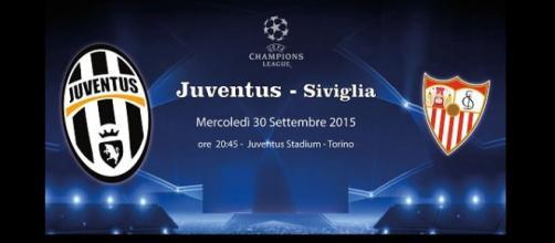 Champions Legaue Juventus-Siviglia