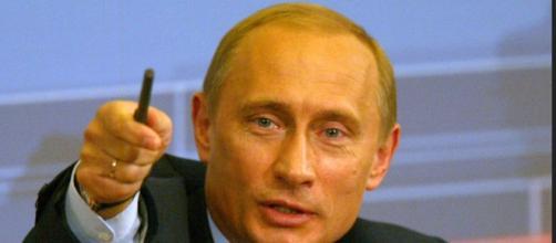 El presidente de Rusia, Vladimir Putín
