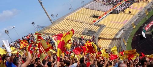 Il Lecce si prepara alla gara contro il Catania.