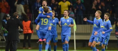 La Roma sottovaluta il Bate e incassa tre gol