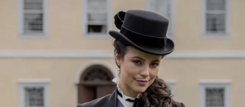 Paolla Oliveira é Melissa em 'Além do Tempo'