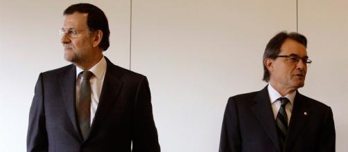 Rajoy y Mas los peores presidentes de la historia