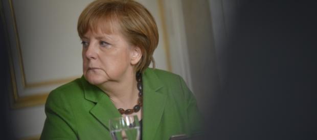 Angela Merkel - kanclerz Niemiec