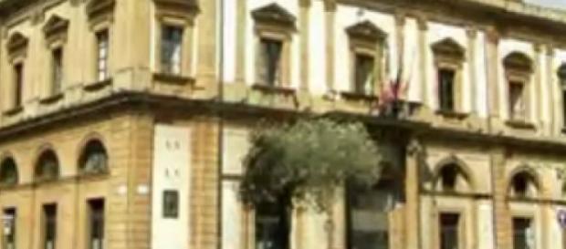 Caltanissetta, Palazzo del Carmine