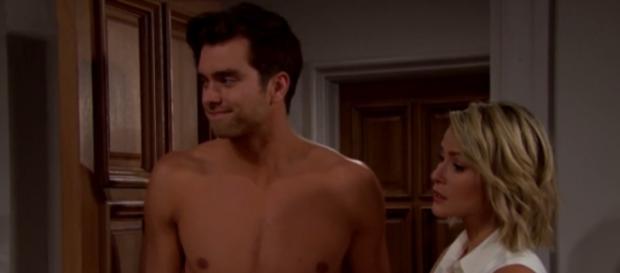 Caroline sarà gelosa di Thomas?