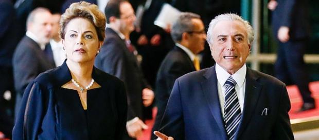 Dilma e Temer tentam se afinar no governo