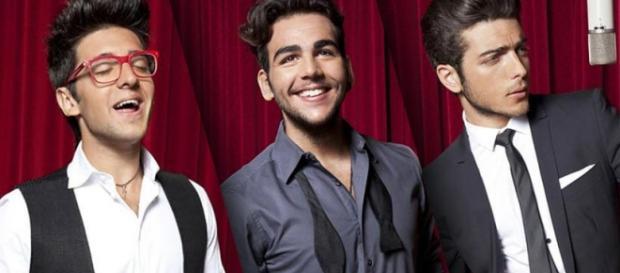 Gossip news sul trio de Il Volo.