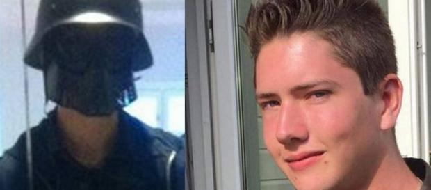 L'attentatore omicida Anton Petterson