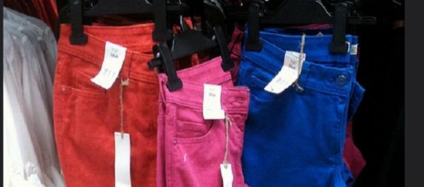 Los pantalones ajustados son la nueva moda