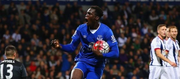 Lukaku's brace helped Everton to comeback