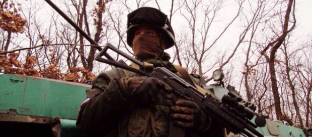 Maksim Trifonow. rosyjski weteran wojny w Donbasie