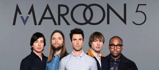 Maroon 5 fará show em Fortaleza dia 15 de março