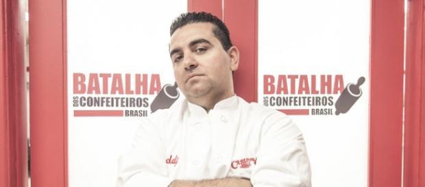 O Cake Boss Buddy Valastro, foto-divulgação