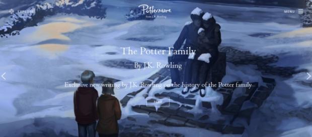 Rowling revela nuevos detalles en Pottermore