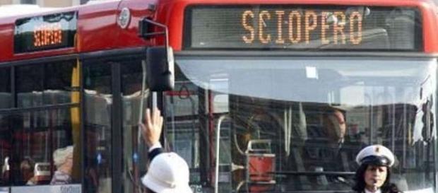 Sciopero dei trasporti a Roma venerdì 2 ottobre